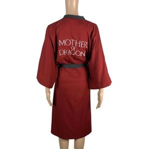 Game Of Thrones Robe Mother Dragons Medium Large